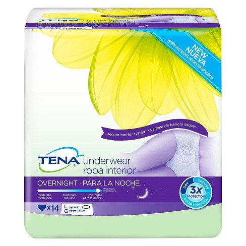 Tena Incontinence Underwear for Women - Large - 14ct - image 1 of 1