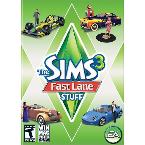 The sims 3: fast lane stuff pc game (digital): target.