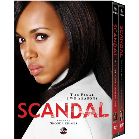 Scandal: The Complete Sixth & Seventh Season (DVD) - image 1 of 1