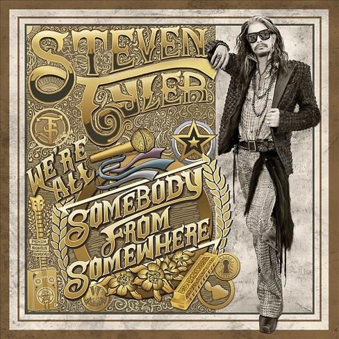 Steven Tyler - We're All Somebody From Somewhere (CD) - image 1 of 1