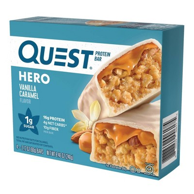 Granola & Protein Bars: Quest Hero