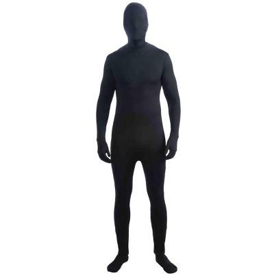 Forum Novelties Disappearing Man Black Body Suit Adult Costume