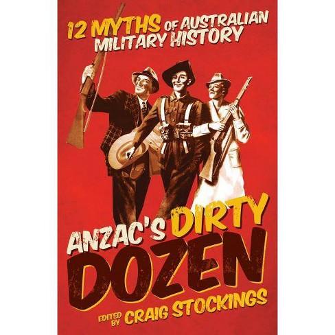 Anzac's Dirty Dozen - (Paperback) - image 1 of 1