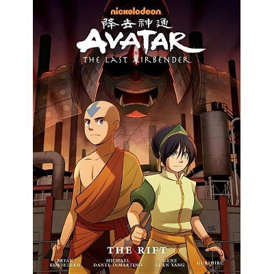 Avatar: The Last Airbender - The Rift Library Edition - by  Gene Luen Yang (Hardcover)