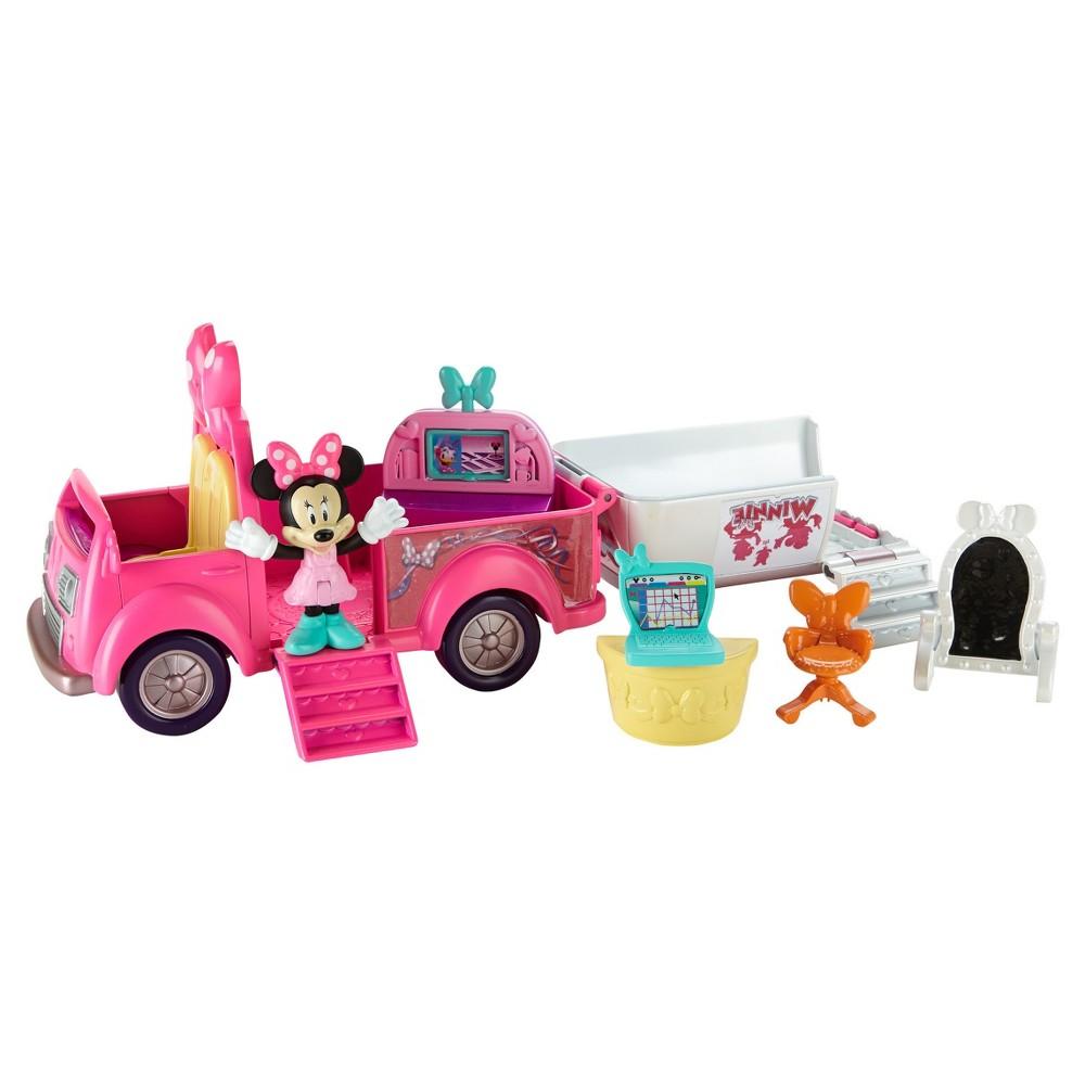 Fisher-Price - Disney Minnie Mouse - Minnie's Happy Helpers Van