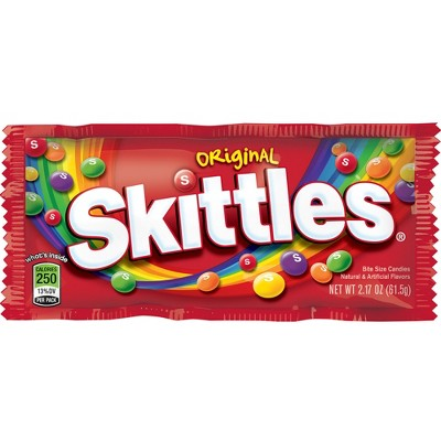 Gummy Candies: Skittles