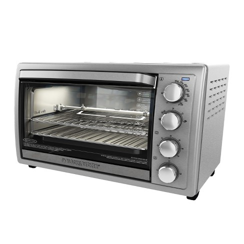 BLACK+DECKER™ 9-Slice Toaster Oven - image 1 of 7