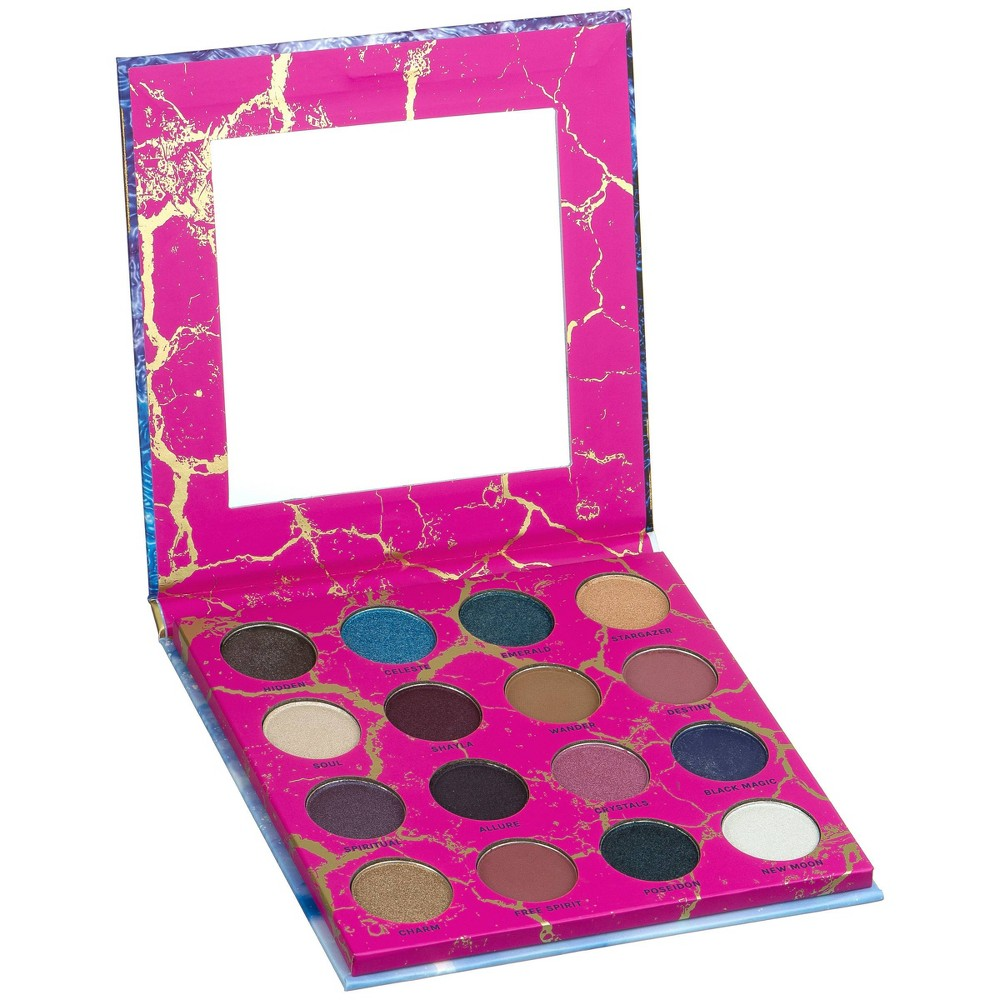 Image of Color Story Eyeshadow Palette Mystic Trance - 0.28oz