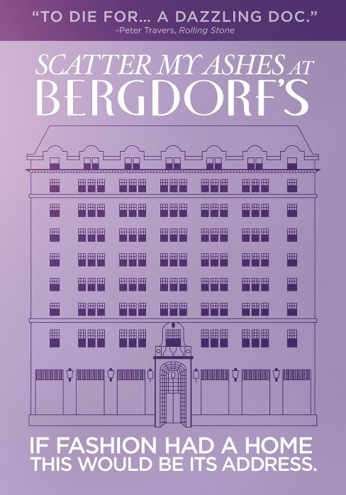 Scatter my ashes at bergdorf's (DVD) - image 1 of 1