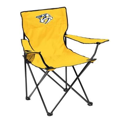 NHL Nashville Predators Quad Outdoor Portable Chair