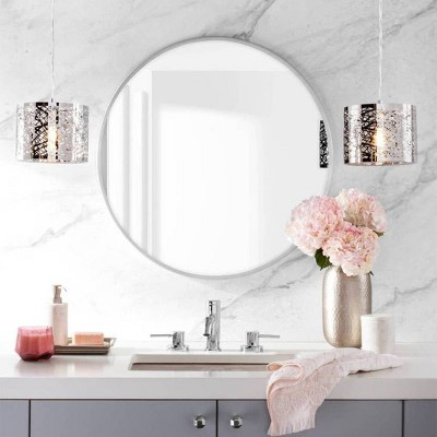 Silver Luxury Bathroom Collection