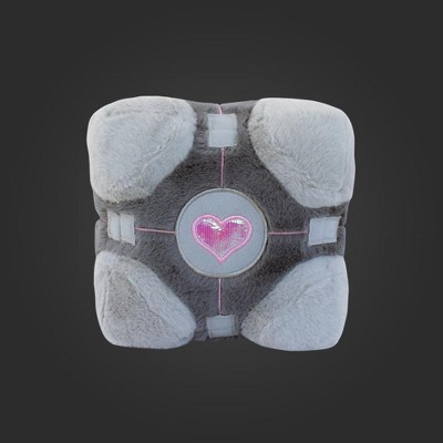 """Mighty Fine Portal 7"""" Companion Cube Plush"""