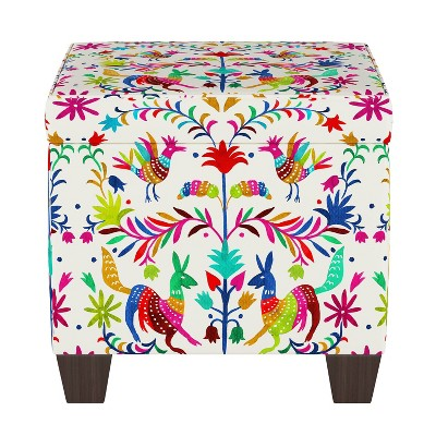 Fairland Storage Ottoman Otomi - Threshold™