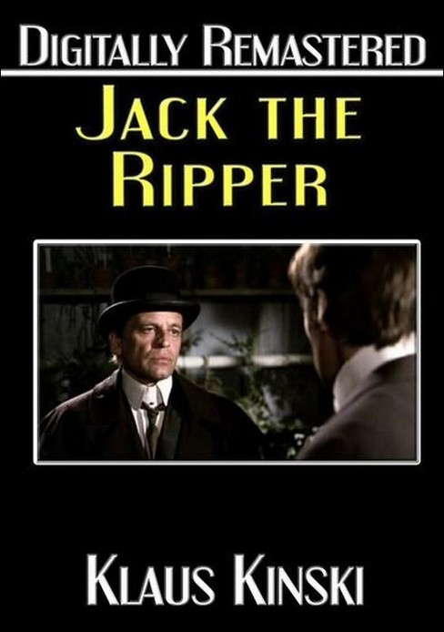 Jack the ripper (DVD) - image 1 of 1