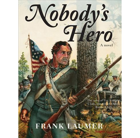 Nobody's Hero -  Reprint by Frank Laumer (Paperback) - image 1 of 1