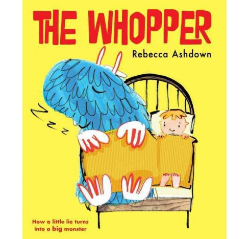 Whopper -  by Rebecca Ashdown (School And Library) - image 1 of 1