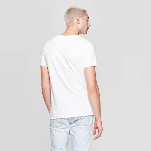 610b1c5de Men's Short Sleeve Crewneck Nor Cal Muir Woods Graphic T-Shirt - Awake  White : Target