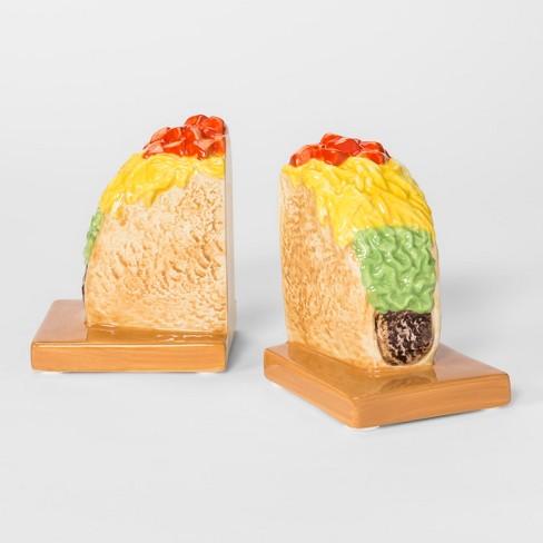 Decorative Bookend - Taco - Room Essentials™ - image 1 of 2