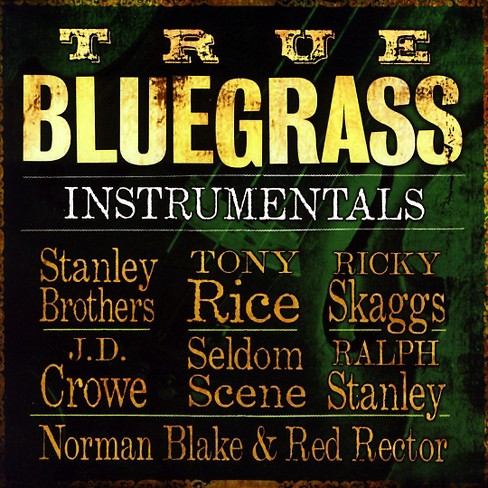 Various - True bluegrass instrumentals (CD) - image 1 of 1