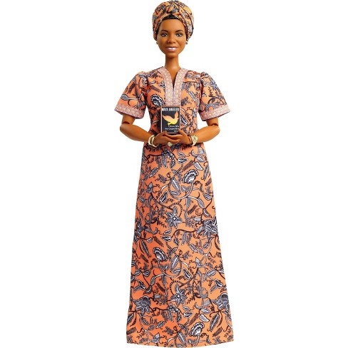 Barbie Signature Inspiring Women: Maya Angelou Collector Doll - image 1 of 4