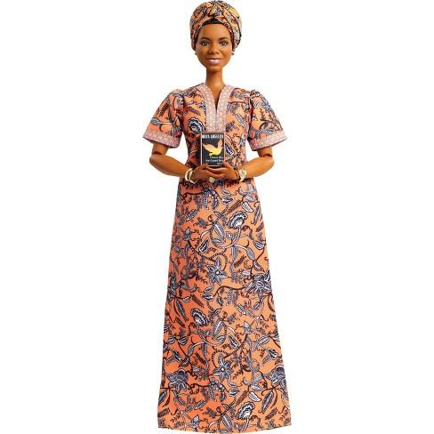 Barbie Signature Inspiring Women: Maya Angelou Collector Doll - image 1 of 4