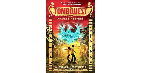 Amulet Keepers ( Tombquest) (Hardcover) by Michael Northrop - image 1 of 1