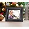 """8"""" Digital Wood Frame Black - Polaroid - image 4 of 4"""