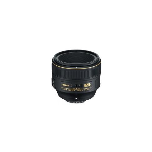 Nikon 58mm f/1.4G AF-S NIKKOR Lens - U.S.A. Warranty - image 1 of 3
