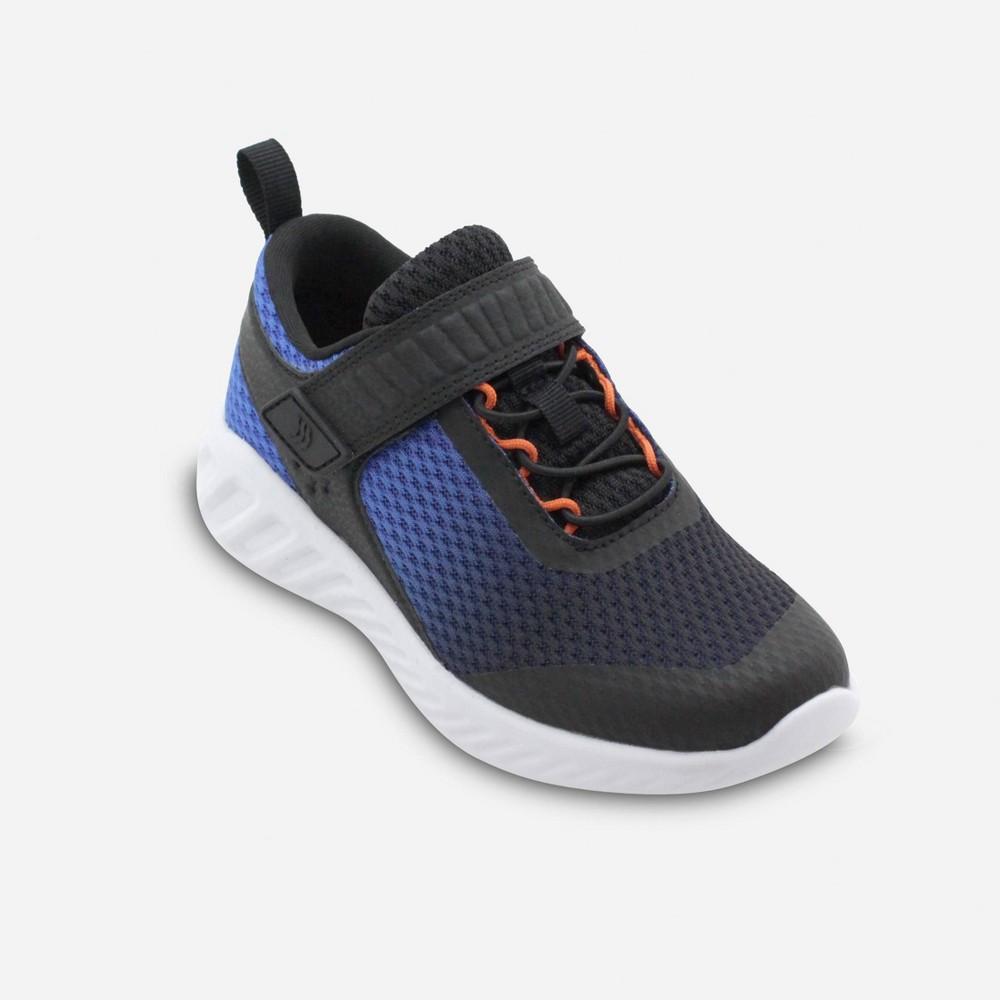 Kids 39 Jet Power Strap Sneakers All In Motion 8482 Blue 3