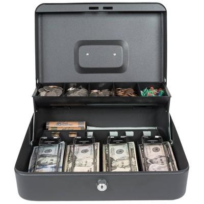 Tiered Tray Cash Box RSCB-400 - Royal Sovereign