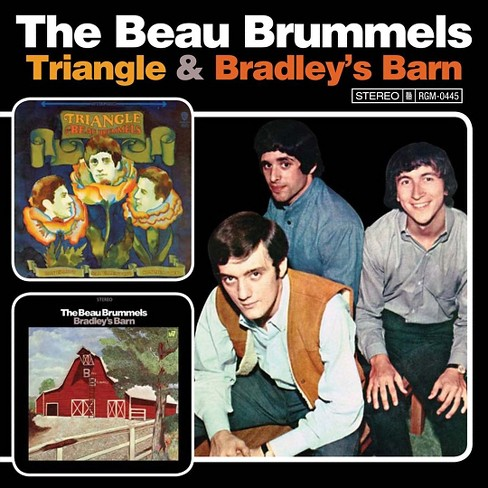 Beau Brummels - Triangle/Bradley's Barn (CD) - image 1 of 1