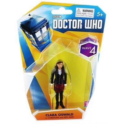 Se7en20 Doctor Who Clara Oswald  Action Figure 3.75 Inch