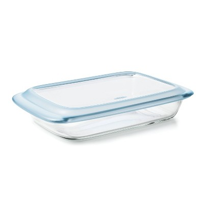 OXO 3qt Glass Baking Dish with Lid