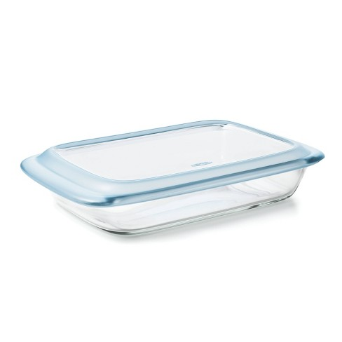 OXO 3qt Glass Baking Dish with Lid - image 1 of 4