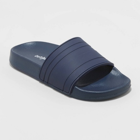 Boys' Nikko Slide Sandals - Cat & Jack™ - image 1 of 3
