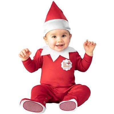 Elf of the Shelf The Elf on the Shelf Baby Boy Elf Infant Costume