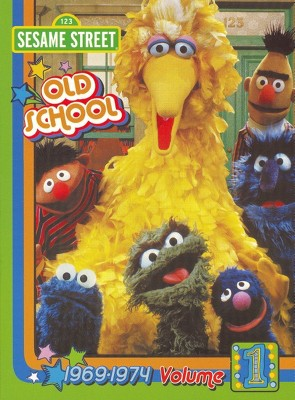 Sesame street:Old school (DVD)