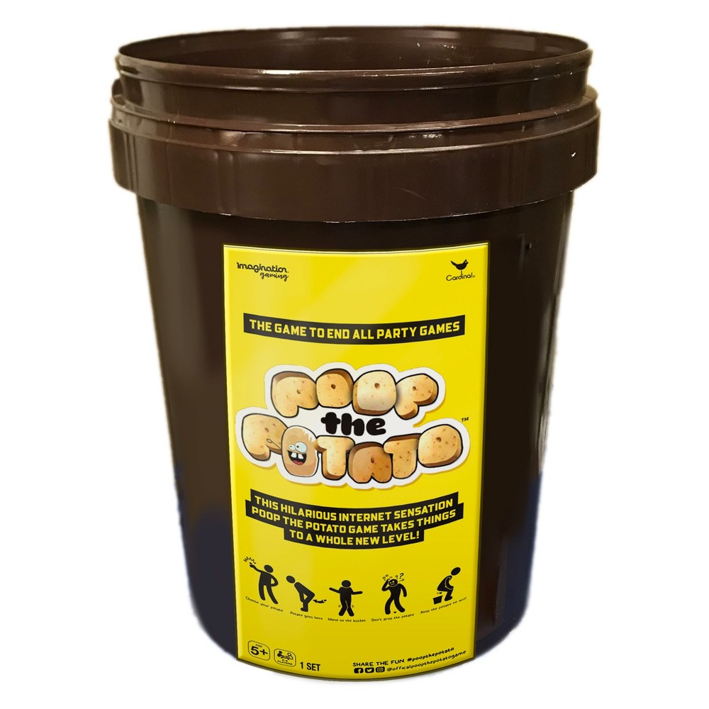 Poop the Potato Party Game