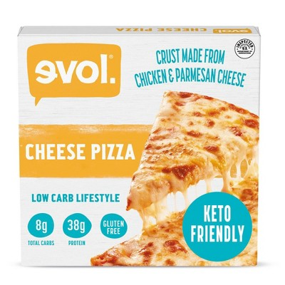 Evol Gluten Free Cheese Frozen Pizza - 7.5oz