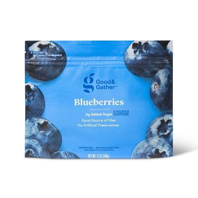 Frozen Blueberries - 12oz - Good & Gather™