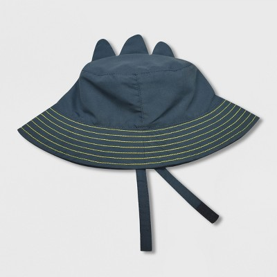 Baby Boys' Polyester Bucket Hats - Cat & Jack™ Blue 6-12M
