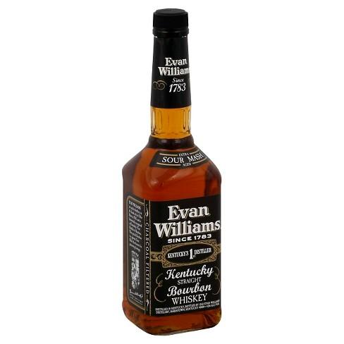 Evan Williams Bourbon - 750ml Bottle - image 1 of 1