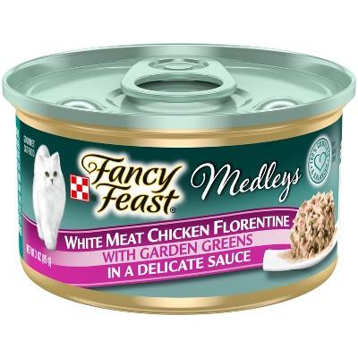 Purina Fancy Feast Medleys Wet Cat Food Can - 3oz
