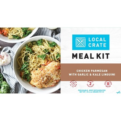 Local Crate Chicken Parmesan Meal Kit - 33.4oz