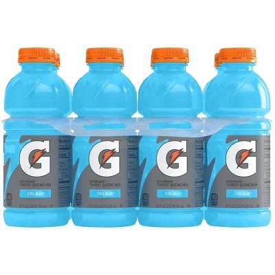 Gatorade Cool Blue Sports Drink - 8pk/20 fl oz Bottles