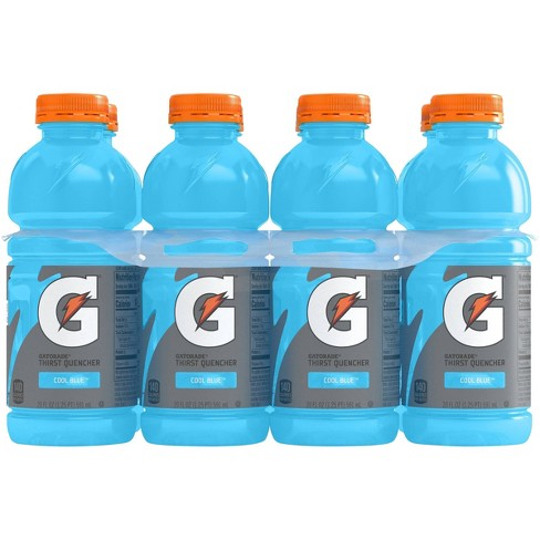 Gatorade Cool Blue Sports Drink - 8pk/20 fl oz Bottles - image 1 of 4