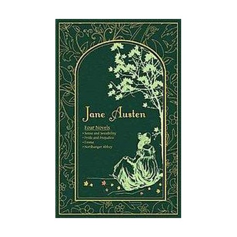 Jane Austen Four Novels Sense And Sensibility Pride And