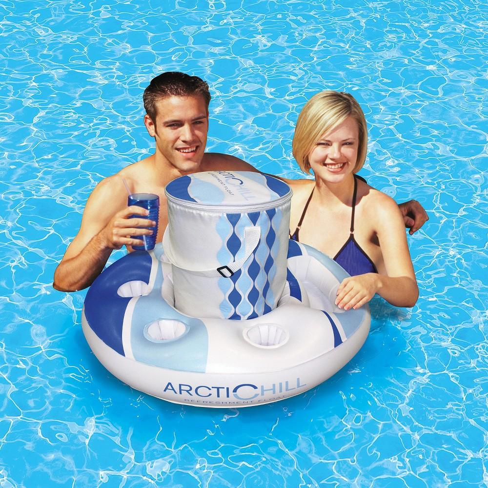 Poolmaster Artic Chill Refreshment Float, Multi-Colored