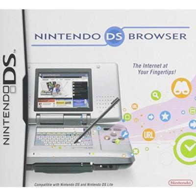 Nintendo DS Browser (Original DS & DS LITE) NDS