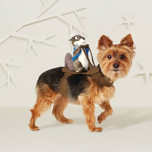 Sheriff Squirrel Rider Dog & Cat Costume - Hyde & EEK! Boutique™ - image 1 of 2